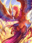 Full Square Dream Phoenix 5D Diy Embroidery Cross Stitch Diamond Painting Kits NA0077