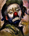 5D Diy Diamond Painting Clown NA0002
