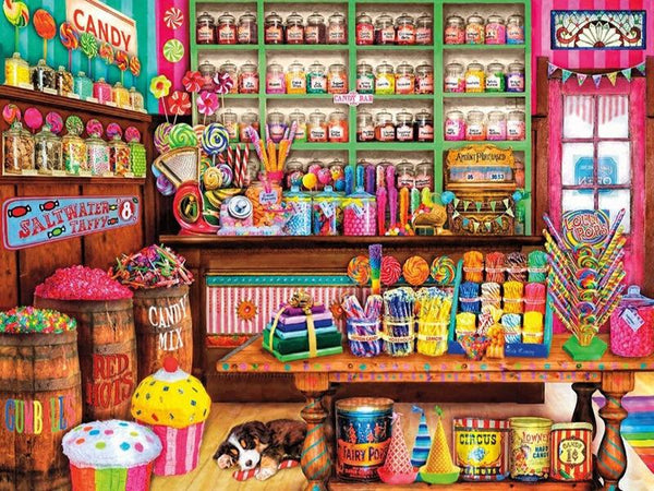 5d Diy Diamond Painting Kits Candy House NA0608
