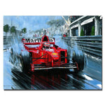 5d Diy Diamond Painting Kits Formula 1 Racing Car NB0311