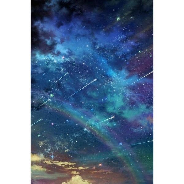 2019 5D DIY Diamond Painting Kits Scenic Starry Sky VM90325