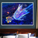 5d Diamond Painting Kits Special Mosaic Fish QB5118