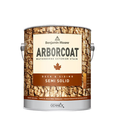 Arborcoat® Semi-Solid Deck & Siding Stain