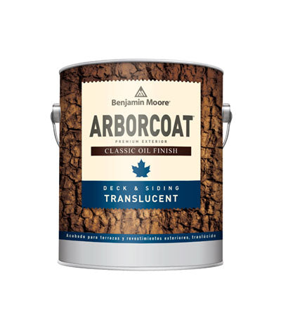 Arborcoat® Translucent Classic Oil Finish
