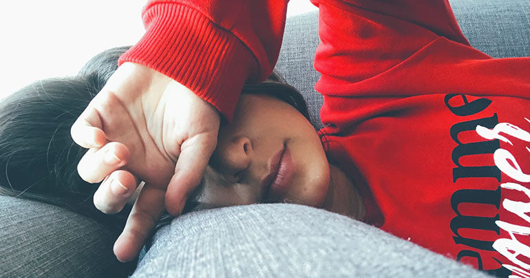 adrenal fatigue and being tired