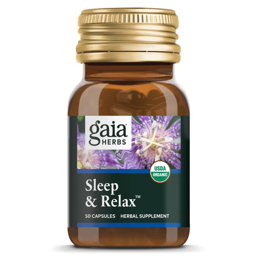 Sleep & Relax herbs for sleep