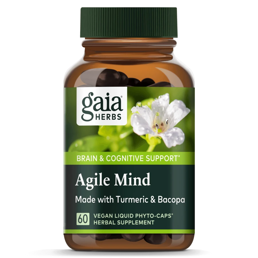 Agile Mind herbal supplement