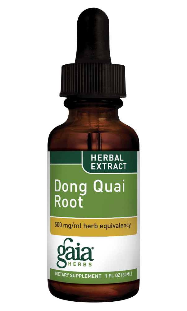Gaia Herbs Dong Quai Root for Women