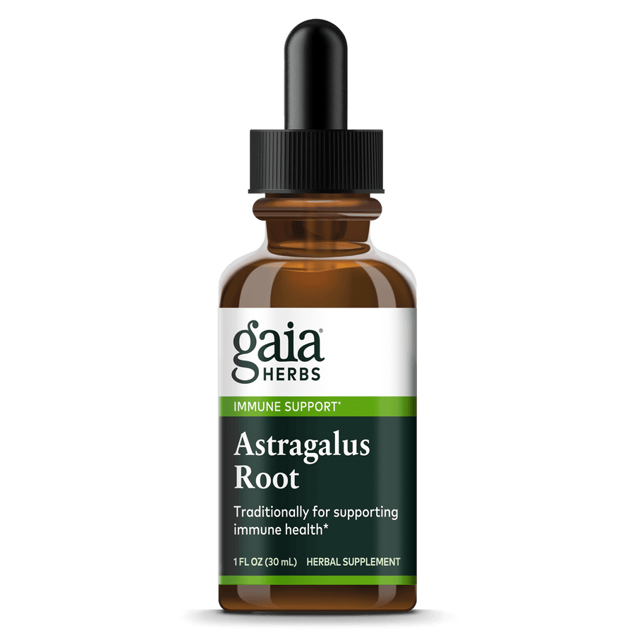 Gaia Herbs Astragalus Root for Immune Support || 1 oz