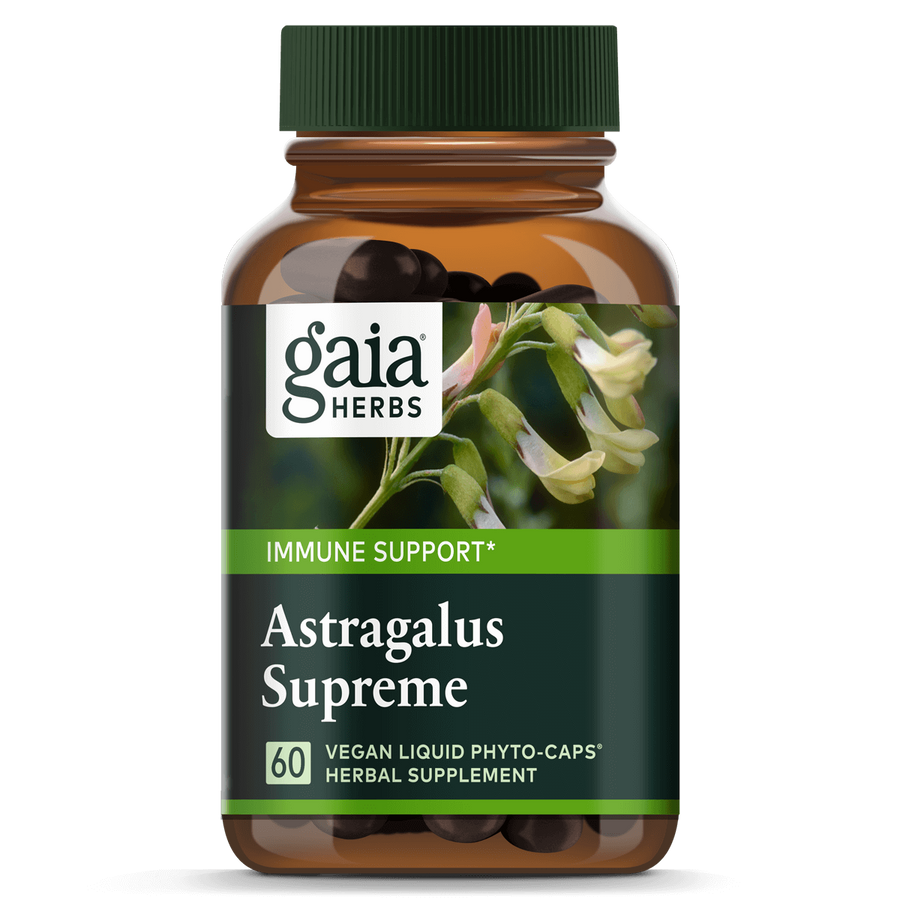 Gaia Herbs Astragalus Supreme for Immune Support