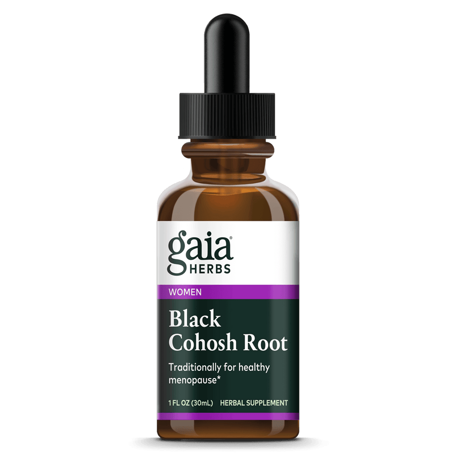 Gaia Herbs Black Cohosh Root for Women || 1 oz