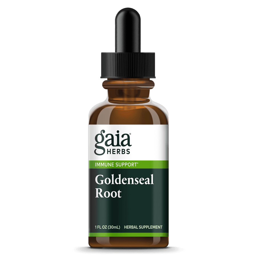 Gaia Herbs Goldenseal Root for Immune Support