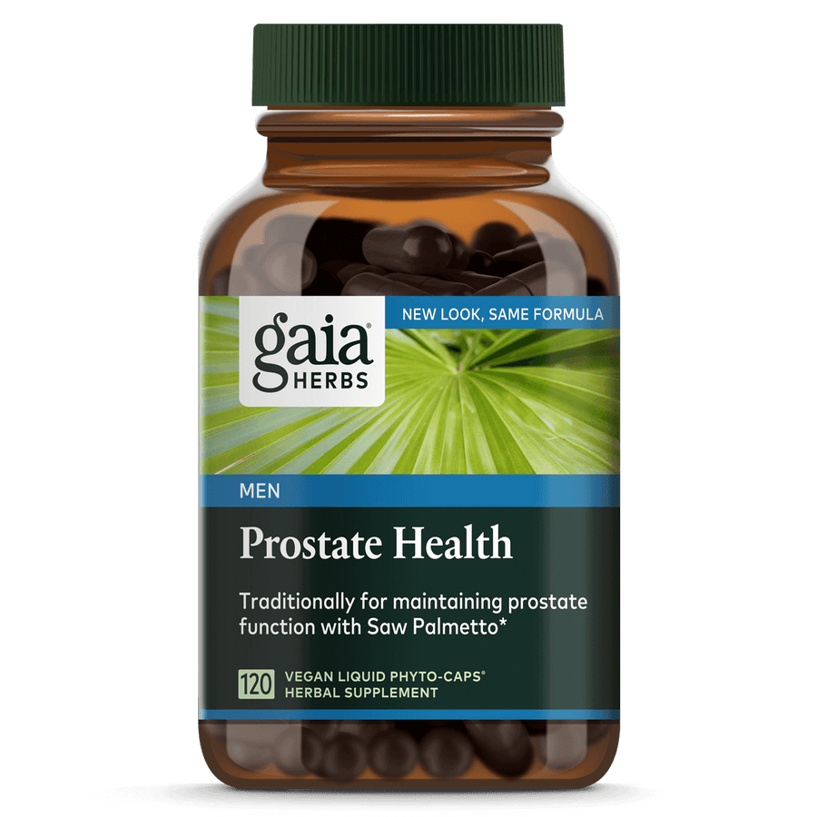 Gaia Herbs Prostate Health for Men || 120 ct