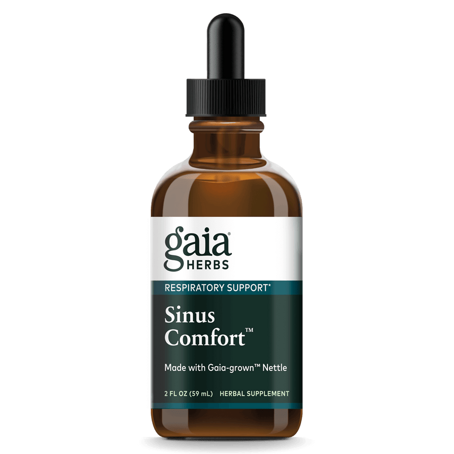 Gaia Herbs Sinus Comfort for Respiratory Support