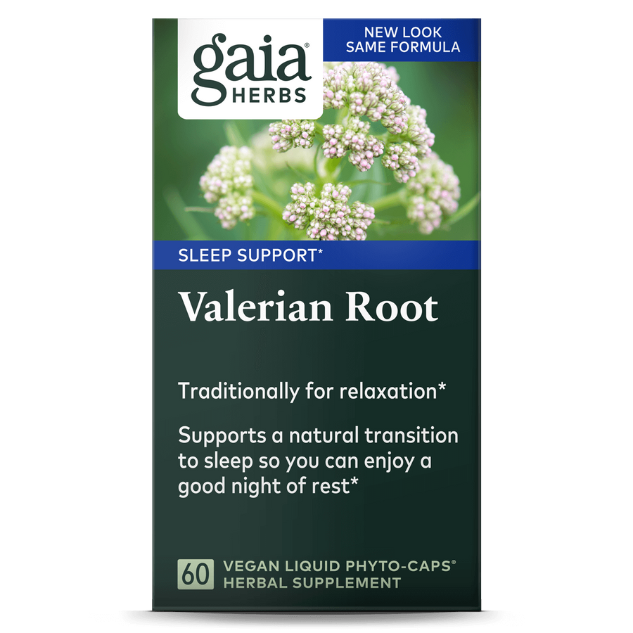 Gaia Herbs Valerian Root for Sleep Support