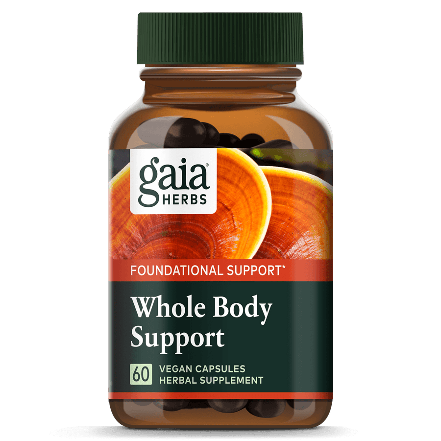 Gaia Herbs Whole Body Support || 60 ct