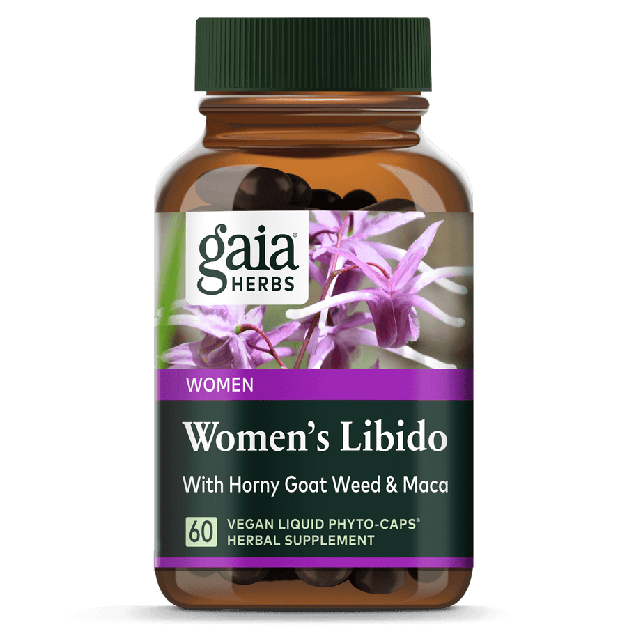 Gaia Herbs Women's Libido for Women || 60 ct
