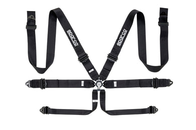 SPARCO Competition Aluminum Harness 3