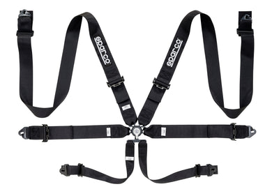 SPARCO Competition Steel Harness 3