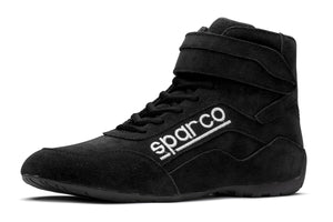 SPARCO Race 2 Racing Shoes [SFI Approved] Black / Blue / Red