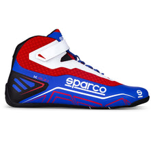 Load image into Gallery viewer, SPARCO K-Run Karting Shoe - Red / Green / Orange / Yellow / Gray / White