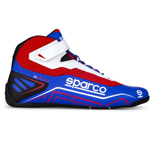 SPARCO K-Run Karting Shoe - Red / Green / Orange / Yellow / Gray / White