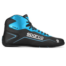 Load image into Gallery viewer, SPARCO K-Pole Karting Shoe - White / Orange / Blue / Yellow / Black / Red