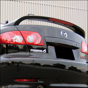 Spec-D Spoiler Mazda6 (2003-2008) Trunk Wing w/ LED Light