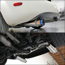 Load image into Gallery viewer, Spec-D Tuning Exhaust Mazda Miata NC (06-07-08) Polished or Blue Titanium Tip