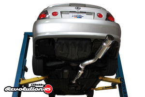 GReddy Revolution RS Exhaust Lexus IS300 (2001-2005) 10118100
