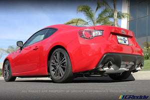 GReddy Supreme SP Exhaust BRZ/FRS/86 (2013-2017) 10118206