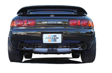 GReddy Evolution GT Exhaust Toyota MR2 Turbo (1990-1996) 10118303