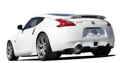 GReddy Revolution RS Exhaust Nissan 370Z [Single Muffler] (09-17) 10128101
