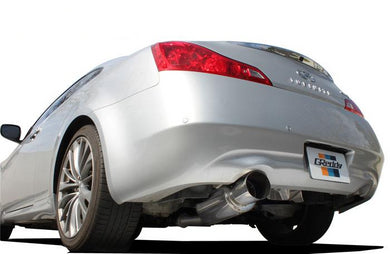 GReddy Revolution RS Exhaust Infiniti G37 Coupe [Single Muffler] (2008-2014) 10128103