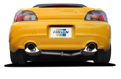 GReddy Supreme SP Exhaust Honda S2000 AP1/AP2 (00-09) 10158213