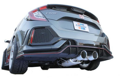 GReddy Supreme SP Exhaust Honda Civic Type-R [Dual Tips] (2017-2020) 10158214