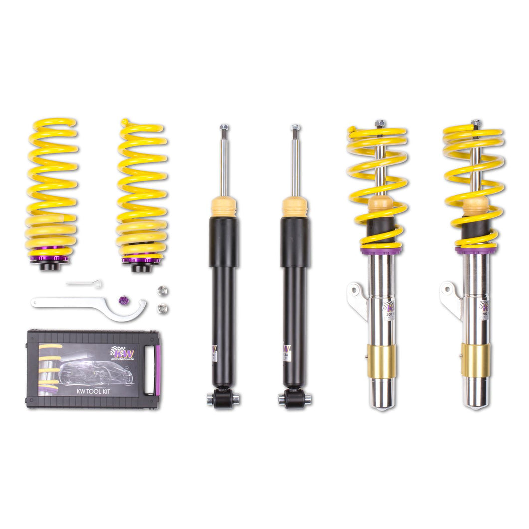 KW V1 Coilovers BMW 3 Series E30 2WD Excld. M3 [Variant 1] (84-93) 102200BV