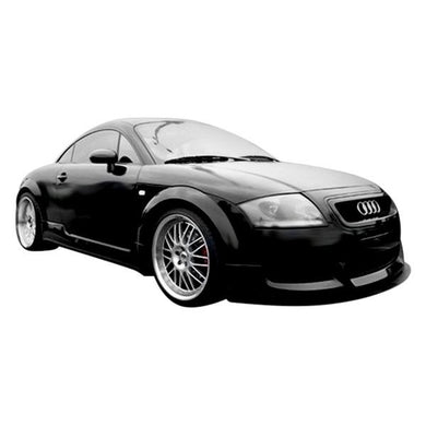 Duraflex Front Lip Audi TT 8N (2000-2006) RS4 or Type A Style - 1 Piece