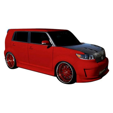 Duraflex Front Lip Scion xB (2008-2010) Spoiler Air Dam Style - 1 Piece