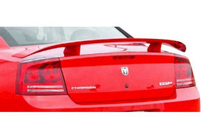 Duraflex Spoiler Dodge Charger (2006-2010) SRT Look or VIP Wing Trunk Lid