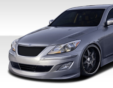 Duraflex Front Lip Hyundai Genesis 4DR (2009-2011) Executive Under Spoiler Air Dam - 1 Piece