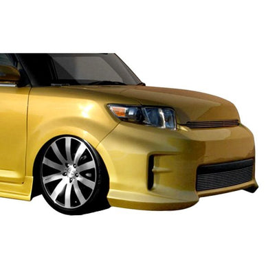 Duraflex Front Lip Scion xB (2011-2015) Atlas Spoiler Air Dam Style - 2 Piece