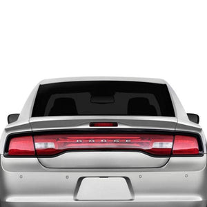 Duraflex Spoiler Dodge Charger (2011-2014) Hellcat Look/Circuit/SRT Look Rear Wing Trunk Lid