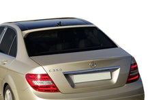 Load image into Gallery viewer, Duraflex Spoiler Mercedes C-Class W204 (08-14) VIP Roof Wing