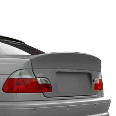 Duraflex Spoiler BMW E46 3 Series/M3 Coupe (2000-2006) CSL Look/Circuit/RBS Rear Wing Trunk Lid