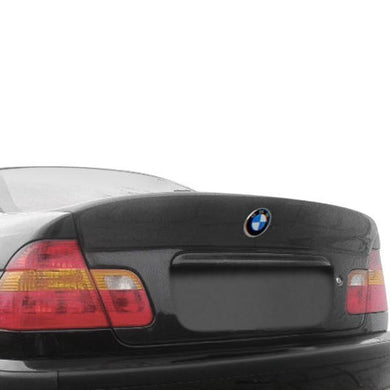 Duraflex Spoiler BMW E46 3 Series/M3 Sedan (1999-2005) CSL Look or RBS Rear Wing Trunk Lid