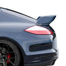 Load image into Gallery viewer, Duraflex Spoiler Porsche Panamera (2010-2013) Eros Version 5 Wing Trunk Lid