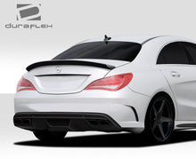 Load image into Gallery viewer, Duraflex Spoiler Mercedes CLA Class (2014-2015) Black Series Look Rear Wing