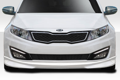 Duraflex Front Lip Kia Optima (2010-2013) N Design - 1 Piece