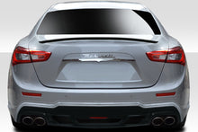 Load image into Gallery viewer, Duraflex Spoiler Maserati Ghibli (2014-2020) Azure or W-1 Trunk Wing